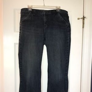 Calvin Klein Trouser Jeans